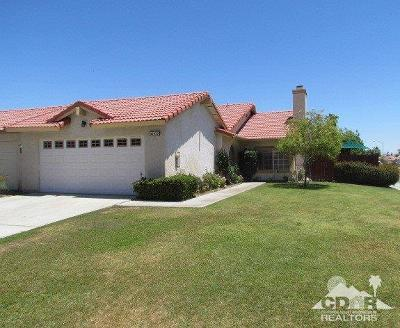 Indio Single Family Home For Sale: 45630 Holly Court