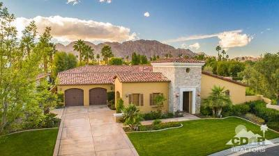 La Quinta Single Family Home For Sale: 55215 Medallist Drive