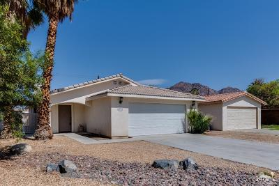 La Quinta Single Family Home For Sale: 51552 Avenida Martinez