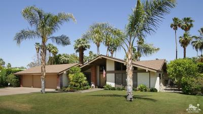 Palm Springs CA Single Family Home For Sale: $898,900