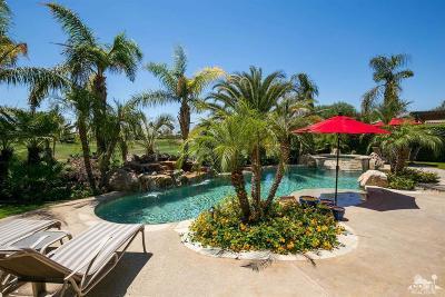La Quinta Single Family Home For Sale: 80355 Via Valerosa