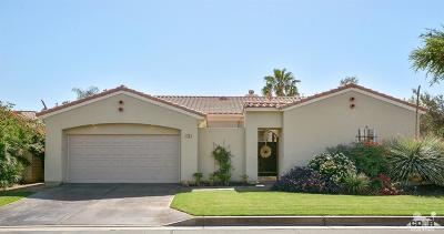 Palm Desert Single Family Home Sold: 20 Calle Lantana