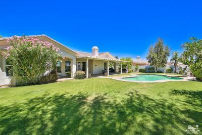 Rancho Mirage Single Family Home For Sale: 15 Calais Circle