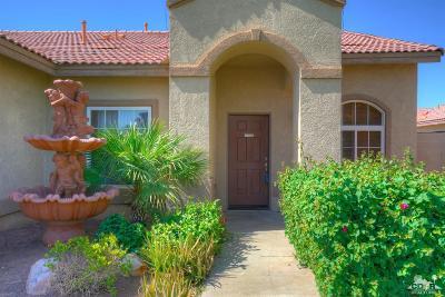 Indio Single Family Home For Sale: 83620 Sacramento Avenue