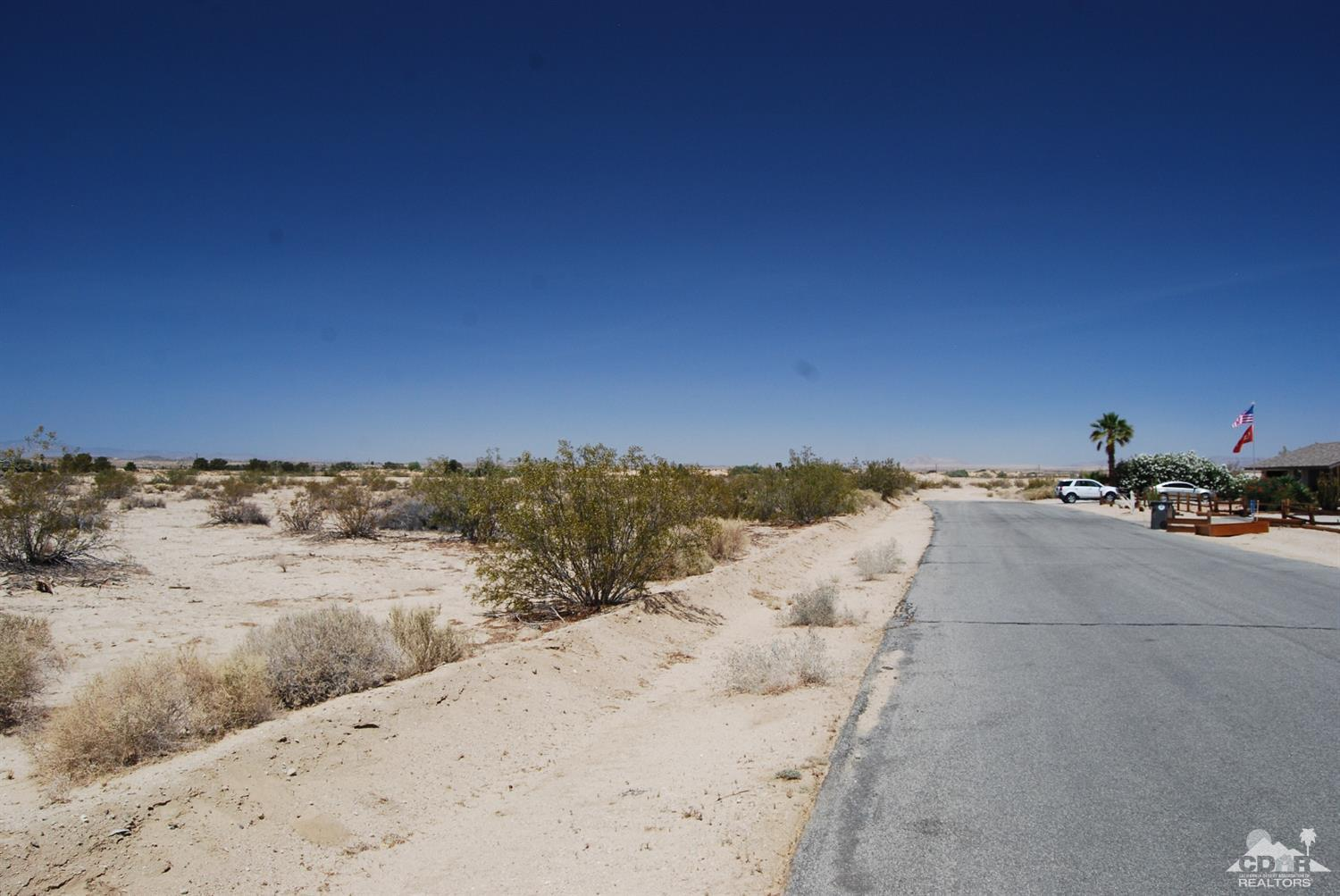 T Anchor - Lot 30 29 Palms, CA  | MLS# 218015220 | Welcome