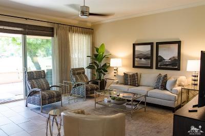 Rancho Mirage Condo/Townhouse Contingent: 33 Haig Drive