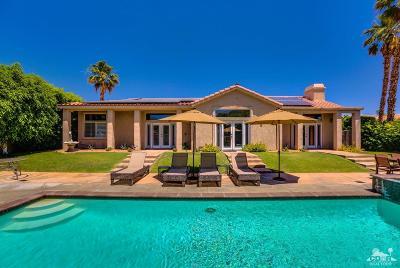 La Quinta CA Single Family Home For Sale: $899,000