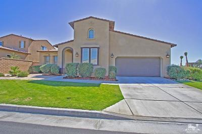 Indio Single Family Home For Sale: 40532 Twin River Lane