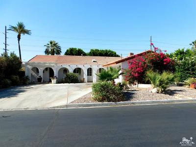 Indio Single Family Home For Sale: 82314 Gable Drive