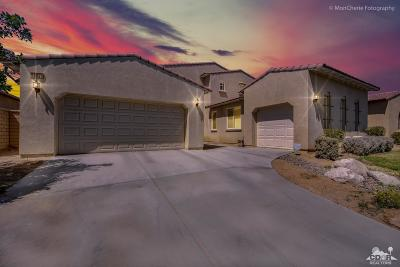 Indio Single Family Home For Sale: 82820 Mount Riley Drive