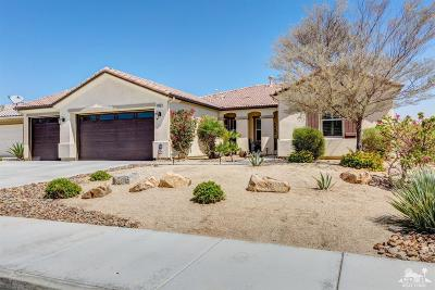 Palm Desert Single Family Home For Sale: 74092 Imperial Court West
