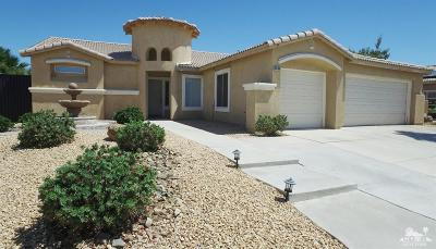 Indio Single Family Home For Sale: 83880 Artemisa Court