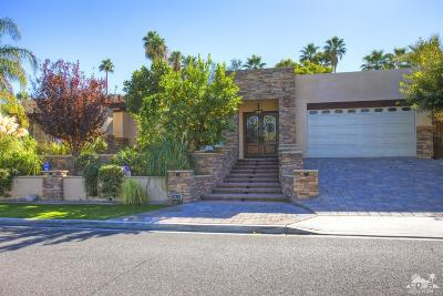 Palm Desert Single Family Home For Sale: 72883 Willow Street