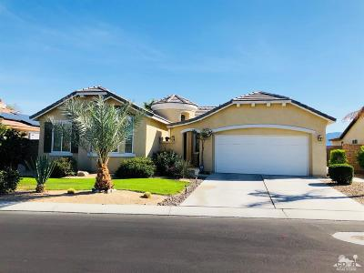 Indio Single Family Home For Sale: 80157 Peak Forest Drive