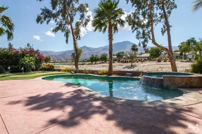 La Quinta Single Family Home For Sale: 60855 Fire Barrel Drive