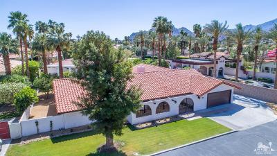 Palm Desert, Indian Wells, La Quinta Single Family Home For Sale: 48890 Eisenhower Drive