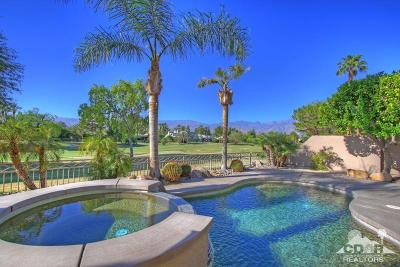 Rancho Mirage Single Family Home For Sale: 38 Birkdale Circle