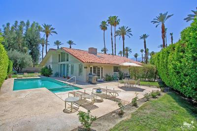 Rancho Mirage Single Family Home For Sale: 18 Lincoln Place