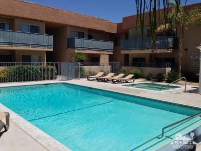 Palm Springs Condo/Townhouse For Sale: 400 North Sunrise Way #155