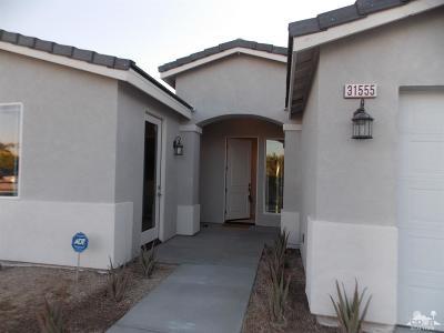 Cathedral City Single Family Home For Sale: 31837 Avenida Alvera