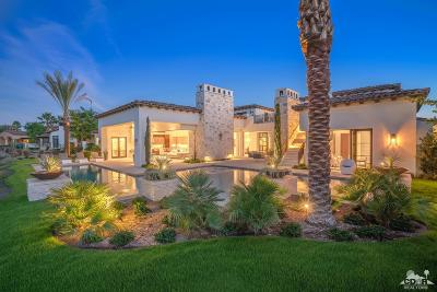 La Quinta Single Family Home For Sale: 80310 Via Capri