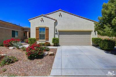 Sun City Shadow Hills Single Family Home Contingent: 38789 Camino Aguacero