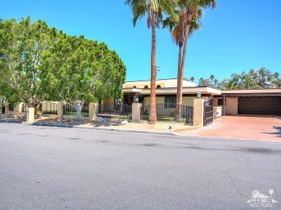 Palm Desert Single Family Home For Sale: 73191 Shadow Mountain Drive