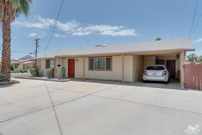 Palm Desert Country Single Family Home For Sale: 43021 Connecticut Street