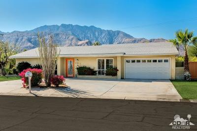 Palm Springs Single Family Home For Sale: 2901 North Chuperosa Road