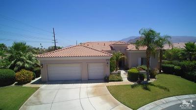 La Quinta Single Family Home For Sale: 49390 Brian Court