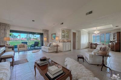 Palm Desert Condo/Townhouse Sold: 110 Presidio Place