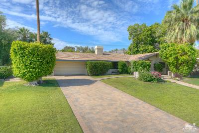 Palm Desert Single Family Home For Sale: 73147 Bursera Way