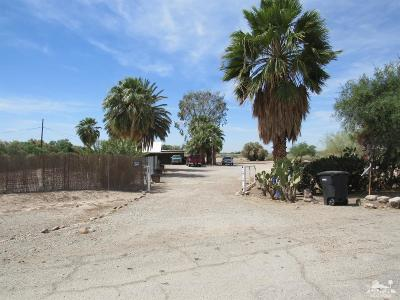 Blythe Single Family Home For Sale: 3880 Old State Highway Road