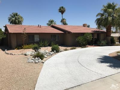Palm Desert Single Family Home Sold: 72646 Bel Air Road