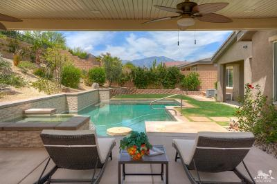 Palm Desert Single Family Home Contingent: 73743 Picasso Drive