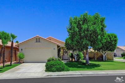La Quinta Single Family Home For Sale: 78185 Cloud View Way