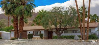 Rancho Mirage Single Family Home For Sale: 71435 Halgar Road