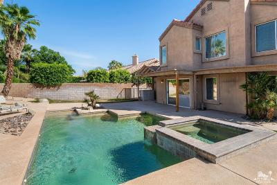 La Quinta Single Family Home Contingent: 78615 Villeta Drive