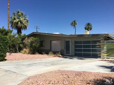 Palm Desert Single Family Home For Sale: 74380 Peppergrass Street