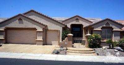 Palm Desert Single Family Home For Sale: 78592 Golden Reed Drive