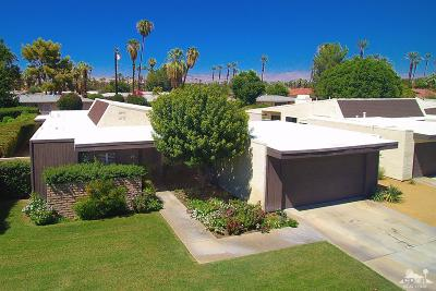 Rancho Mirage CA Single Family Home For Sale: $290,000