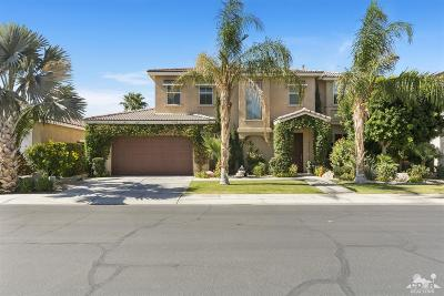 Indio Single Family Home Contingent: 81882 Via Parco Drive