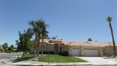 La Quinta Single Family Home Contingent: 79145 Cindy Court