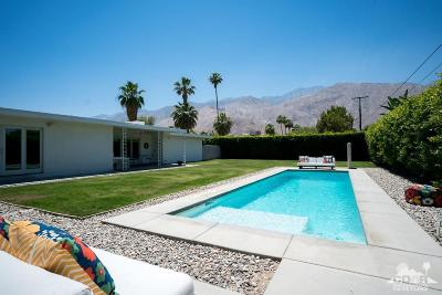 Palm Springs Single Family Home For Sale: 1272 North Riverside Drive