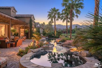 La Quinta Single Family Home For Sale: 80290 Via Capri