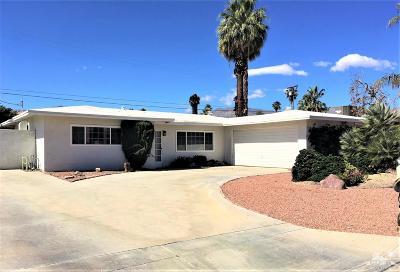 Palm Desert Single Family Home For Sale: 74365 Peppergrass Street