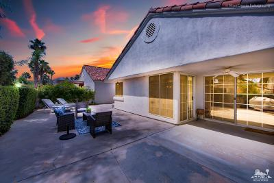 Palm Desert Single Family Home Contingent: 43530 Via Badalona