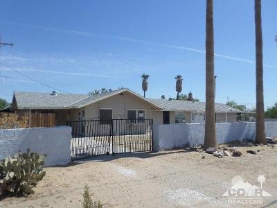 Blythe Single Family Home For Sale: 18250 Blythe Way
