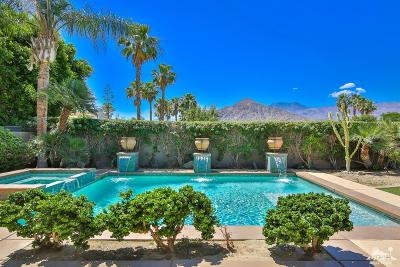 La Quinta Single Family Home Sold: 50320 Indian Camp Road
