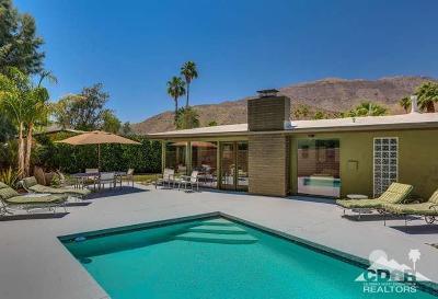 Rancho Mirage Single Family Home For Sale: 71828 San Gorgonio Road